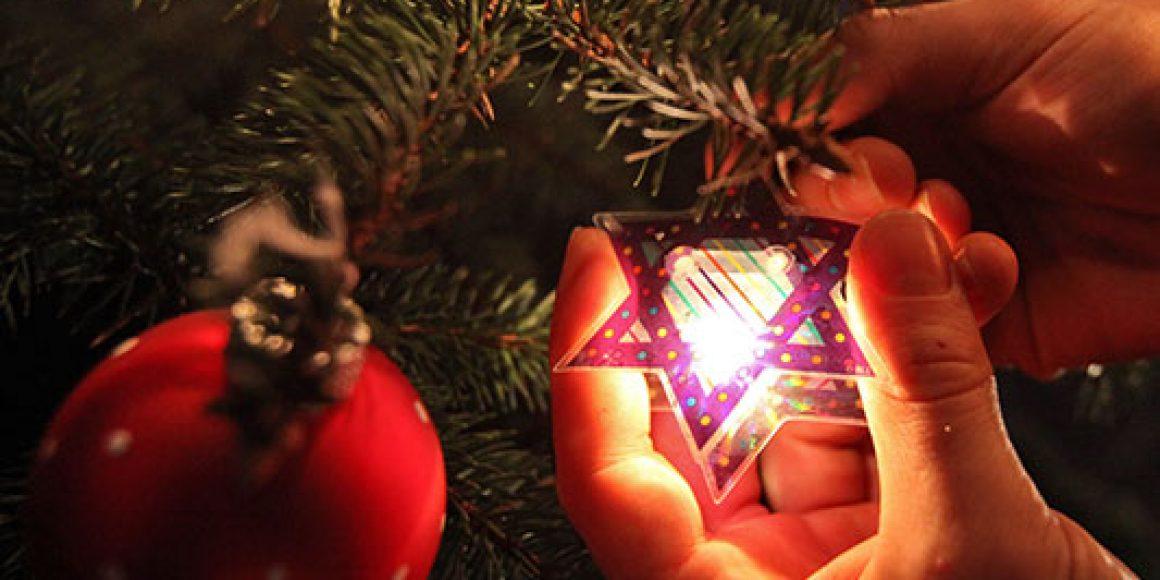 Als der Rabbi Weihnachten feierte – Wochenzeitung für Politik ...