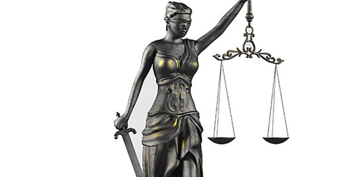 Justitia bedeutung