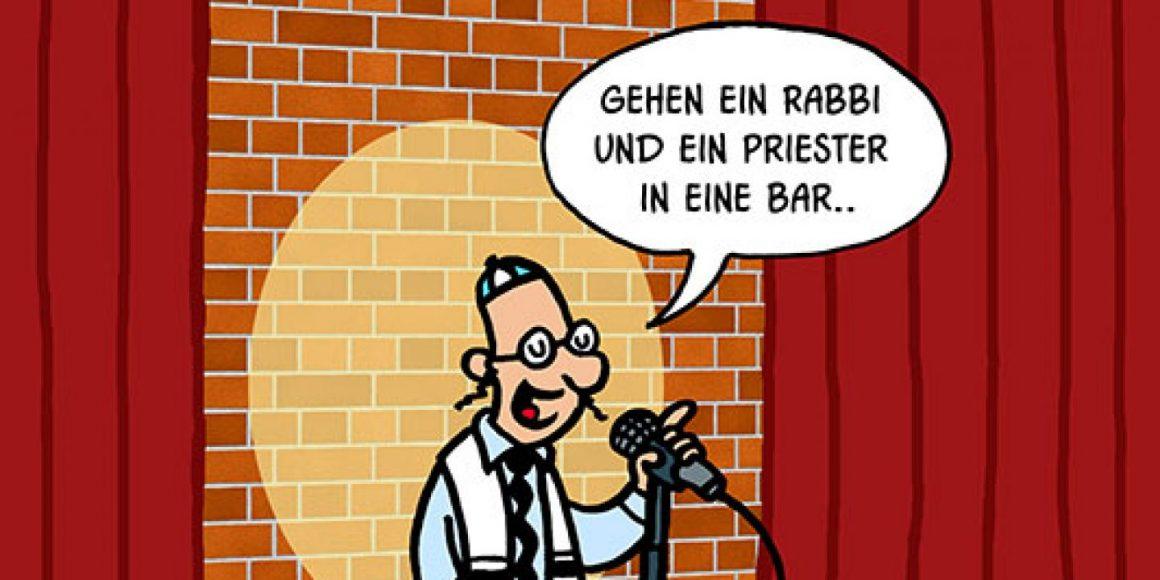 Wo Der Witz Wohnt Judische Allgemeine