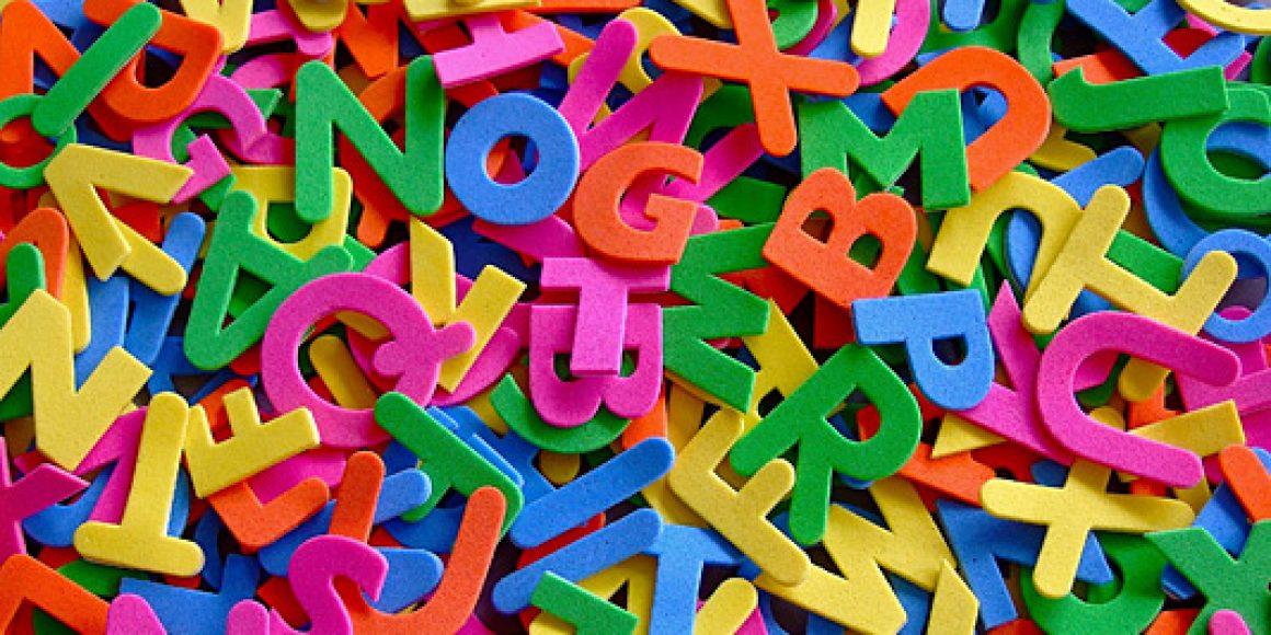 Der Perfekte Buchstabensalat