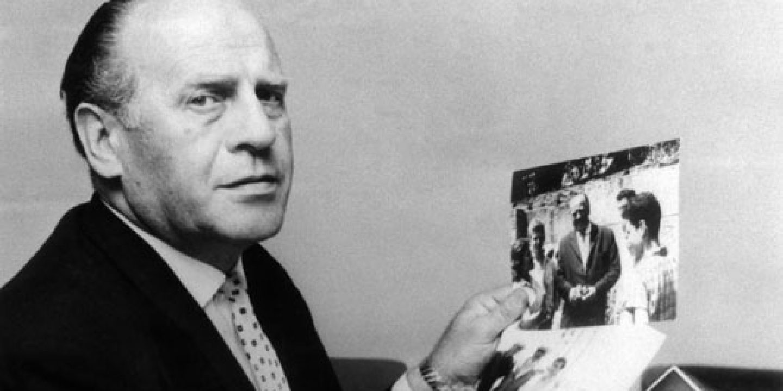 Oskar Schindler und das Ende seiner Flucht in die Schweiz
