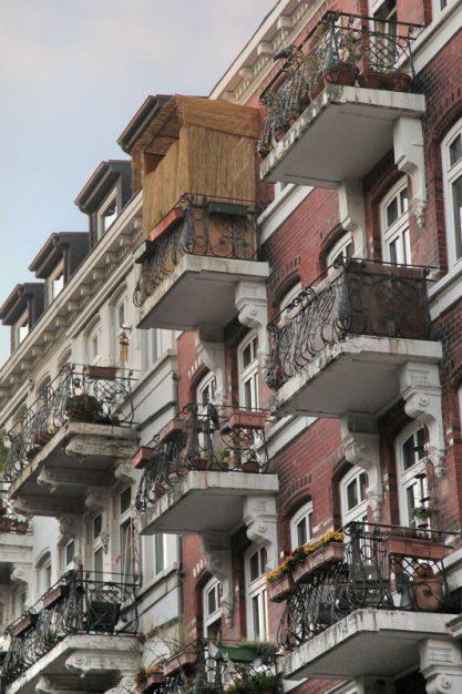 Eine Sukka Für Meinen Balkon Jüdische Allgemeine