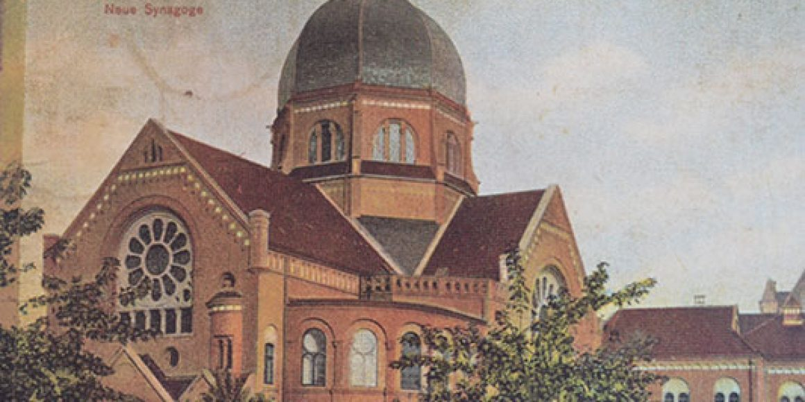 Bornplatzsynagoge