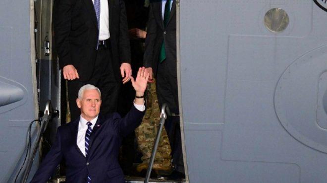 USA sagen Ukraine Unterstützung im Konflikt mit Russland zu