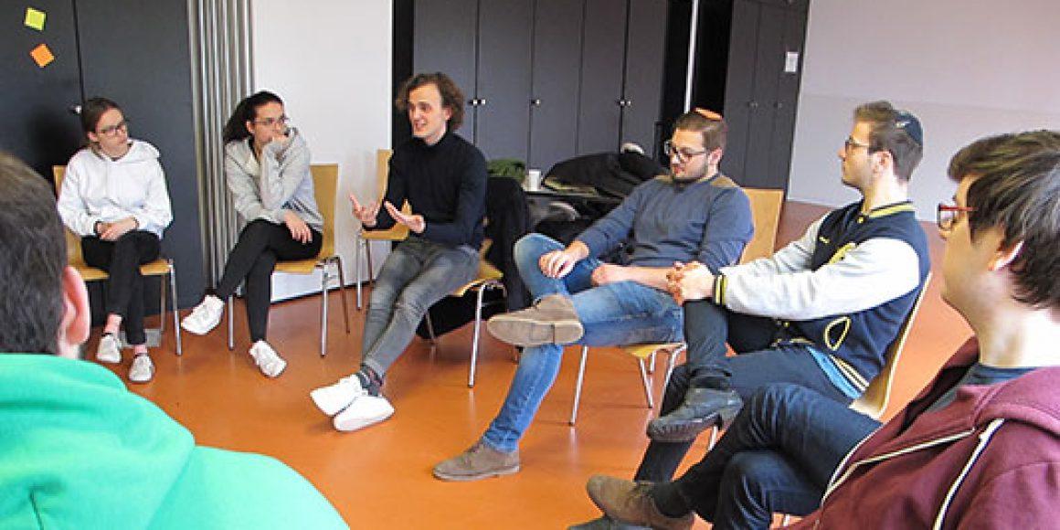 So leben junge Juden in Deutschland › blogger.com