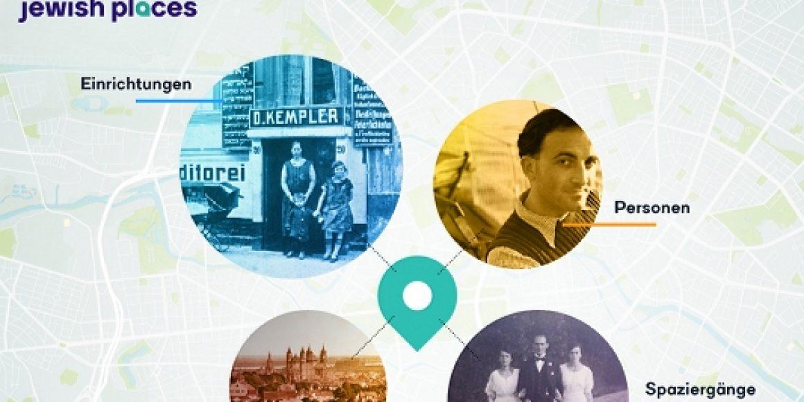 ba71b8187167 Die nach dem Wikipedia‐Prinzip entwickelte Website umfasst 8500 aktuelle  und historische Daten zum jüdischen Leben