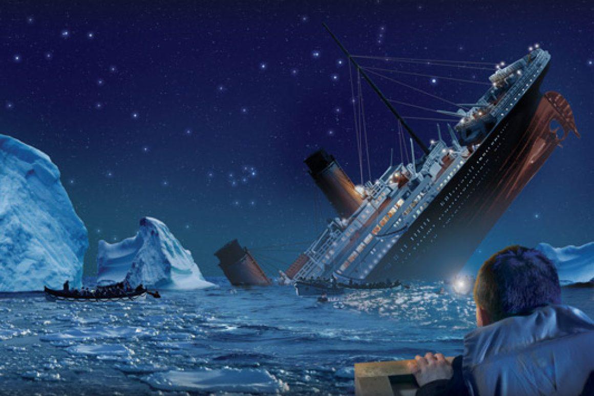 Wo Ist Die Titanic Gestartet