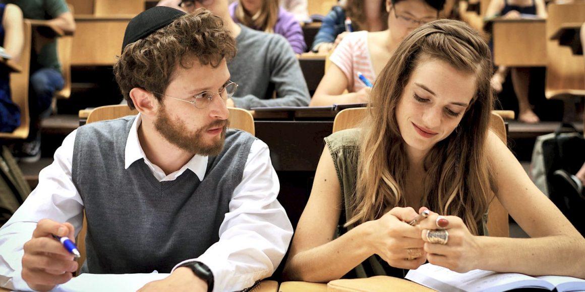 Einzelne jüdische Dating-Seiten