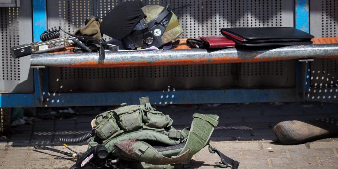 Israelischer Soldat ermordet