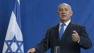 Netanjahu ruft Putin zur Unterstützung auf
