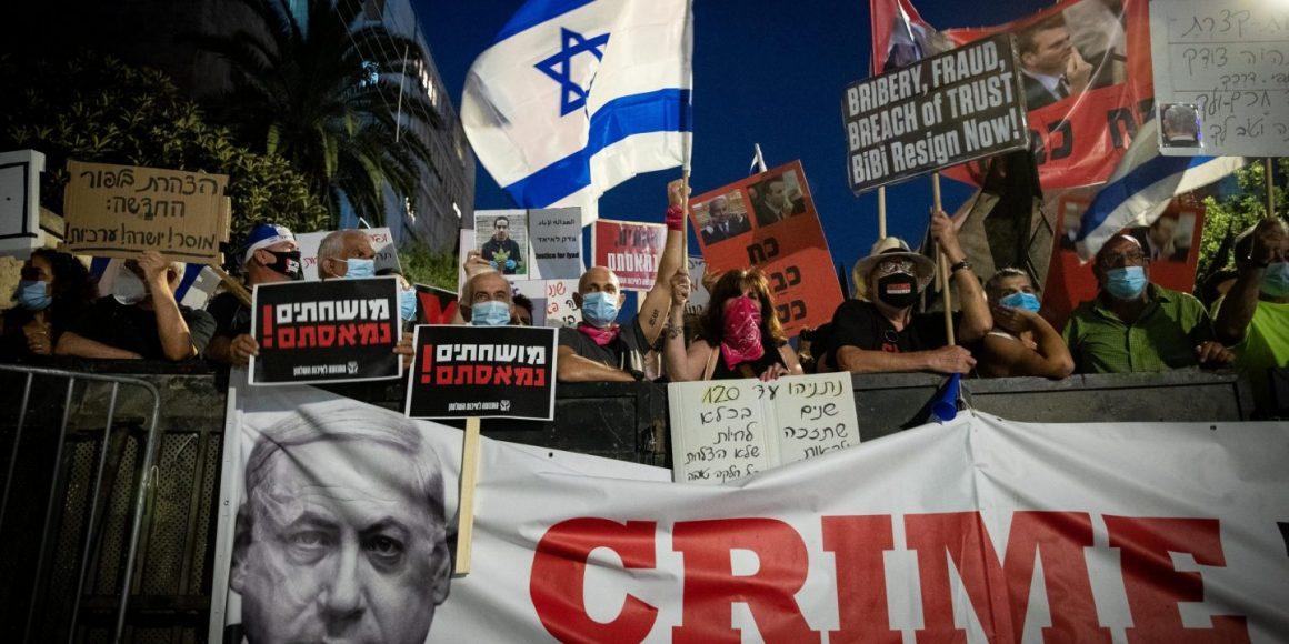 Spitzname Ministerpräsident Israel